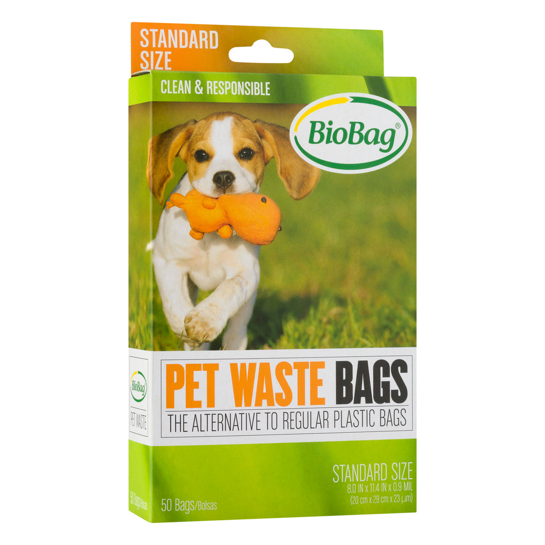BioBag Pet Waste Bags – Standard Size