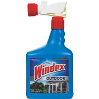 Windex Outdoor Glass & Surface Cleaner - 32 oz