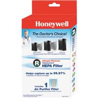 Honeywell True HEPA Replacement Air Purifier Filter - Filter R