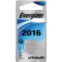 Energizer 2016 Lithium Coin Cell Battery