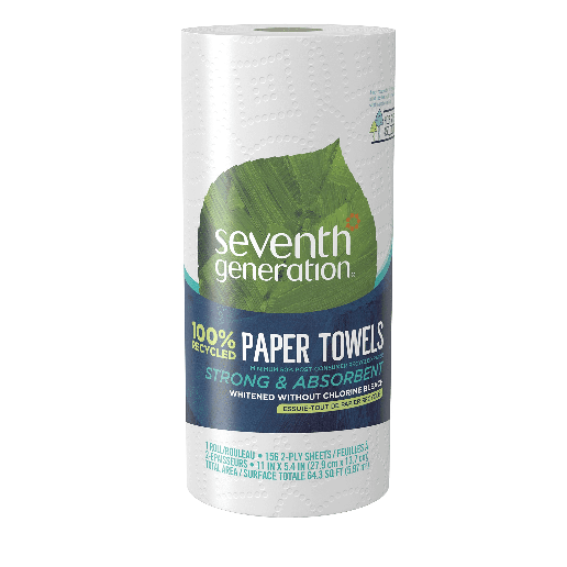 Seventh Generation 100% Recycled Paper Towel