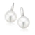 18ct White Gold 12mm South Sea Pearl