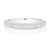Vera Wang Love 18ct White Gold Round Brilliant Cut with 1/2 CARAT tw of Diamonds