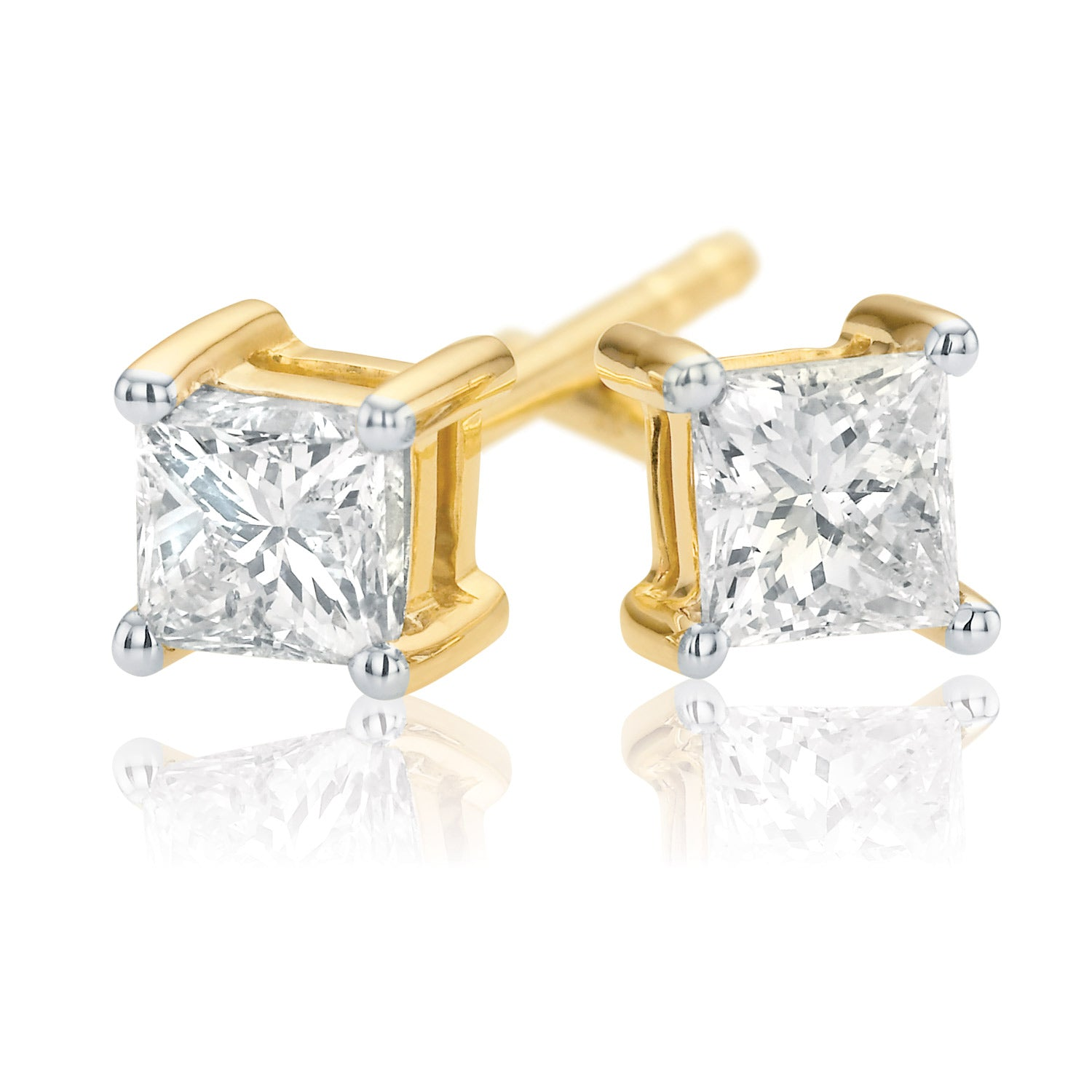 Promise 18ct Yellow Gold with 1/2 CARAT tw of Diamonds