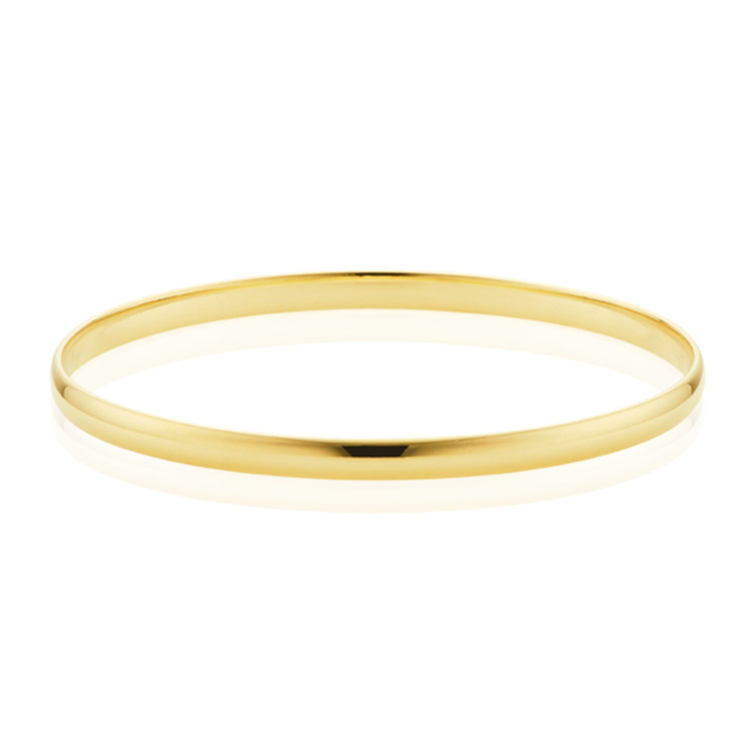 9ct Yellow Gold 68x5mm Solid