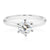 Promise 18ct White Gold Round Brilliant Cut with 1 CARAT of Diamonds