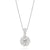Rand 18ct White Gold Round Brilliant Cut with 0.45 CARAT tw of Diamonds