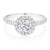 Forevermark 18ct White Gold Round Brilliant Cut with 1.32 CARAT tw of Diamonds