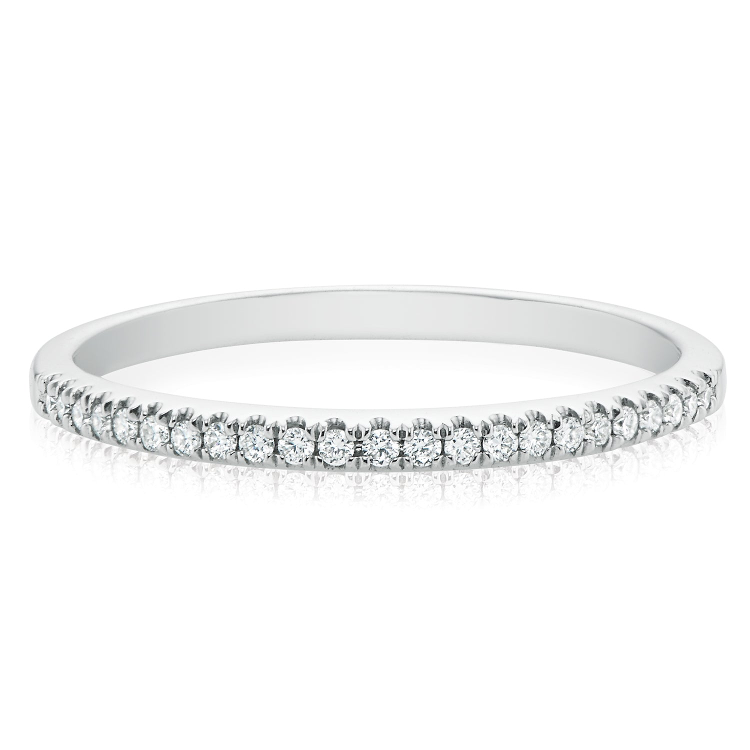 Forevermark 18ct White Gold Round Brilliant Cut with 0.11 CARAT tw of Diamonds