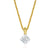 Forevermark 18ct Yellow Gold Round Brilliant Cut with 1/3 CARAT of Diamonds