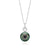 18ct White Gold Tahitian Pearl with 0.11 CARAT tw of Diamonds