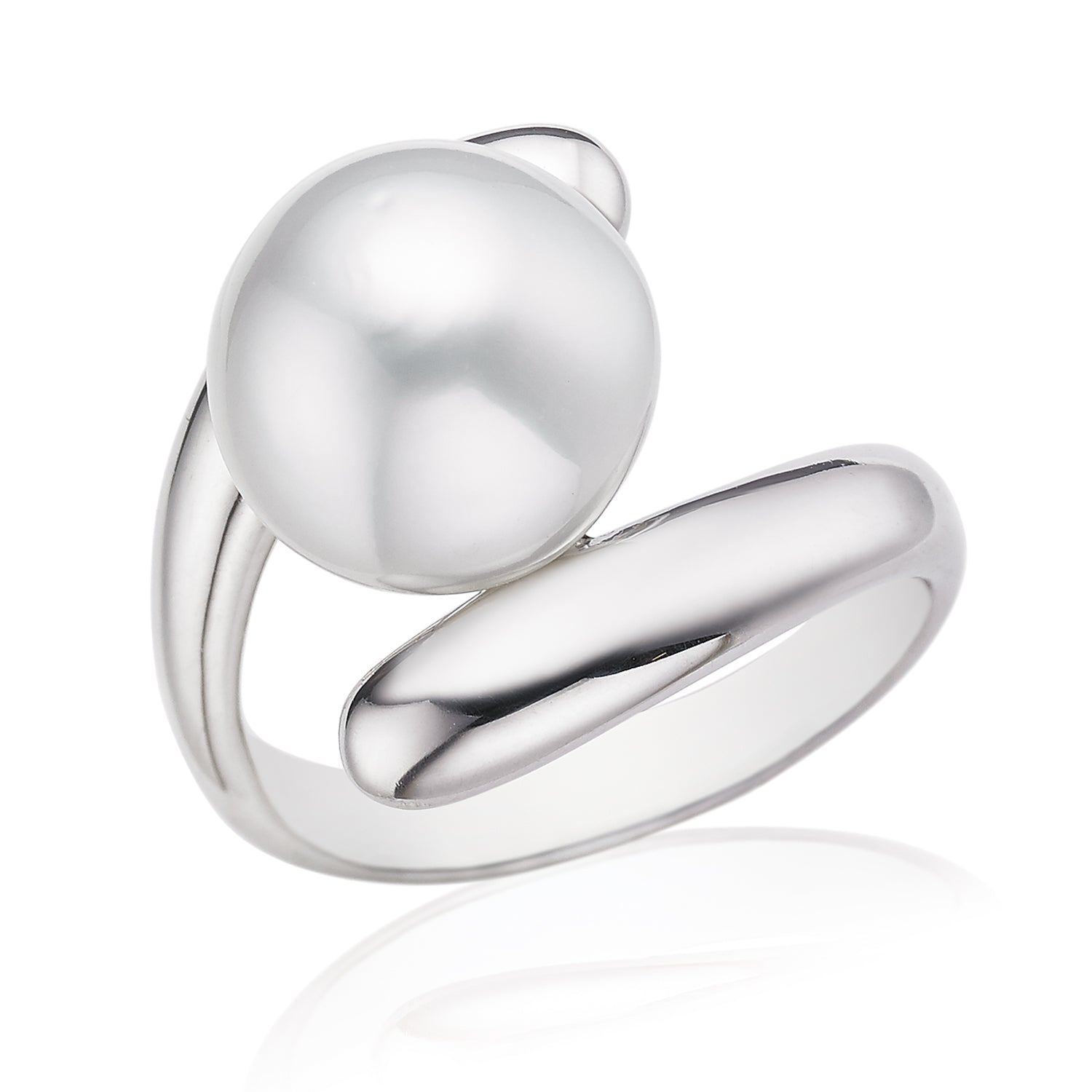 Sterling Silver 11mm South Sea Pearl