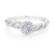 Forevermark 18ct White Gold Round Brilliant Cut with 0.60 CARAT tw of Diamonds