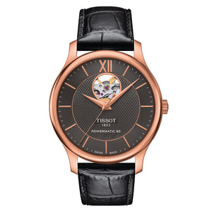 Tissot Tradition Powermatic 80 Open Heart T0639073606800