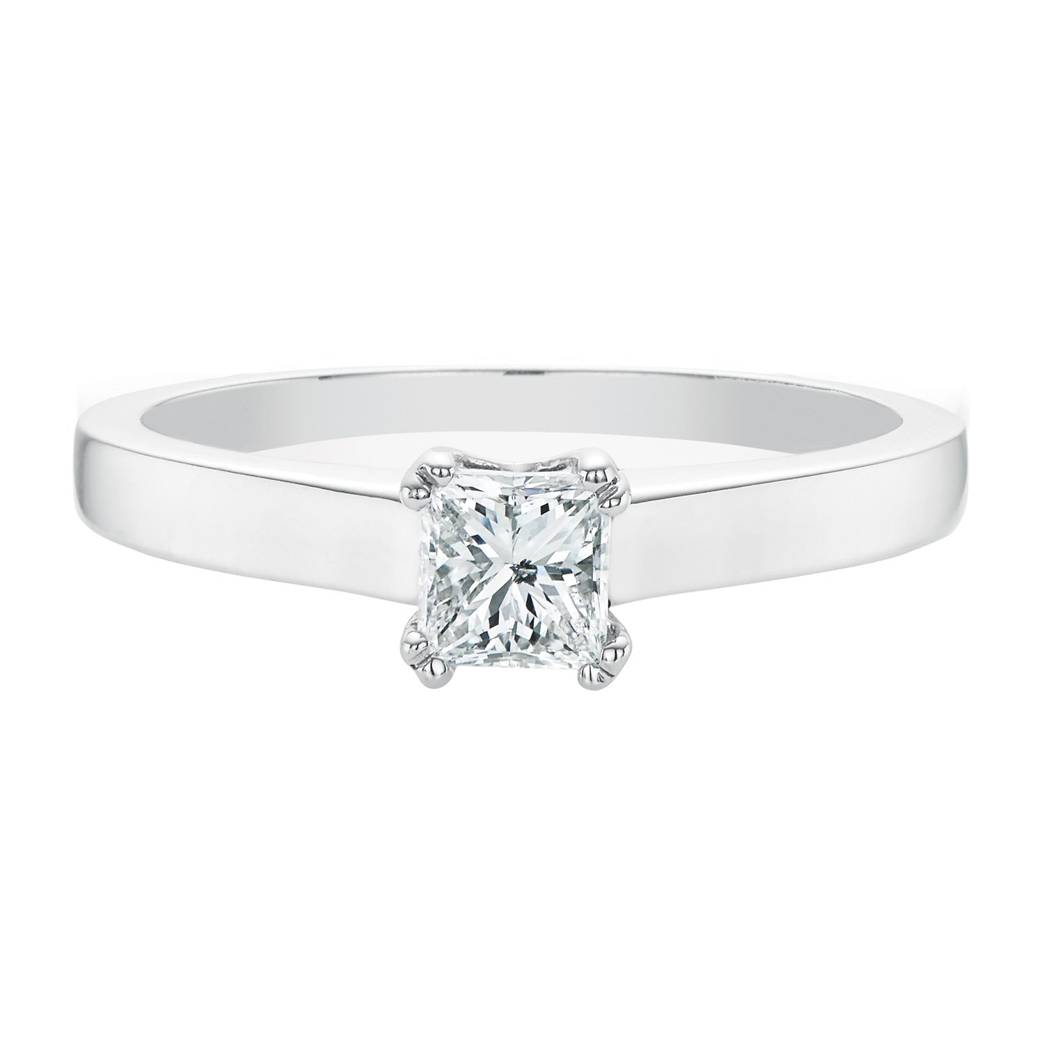 Promise 18ct White Gold with 1/2 CARAT tw of Diamonds