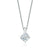 Forevermark 18ct White Gold Round Brilliant Cut with 1/2 CARAT of Diamonds