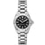 TAG Heuer Aquaracer Quartz Ladies Black Steel Watch WBD1410.BA0741