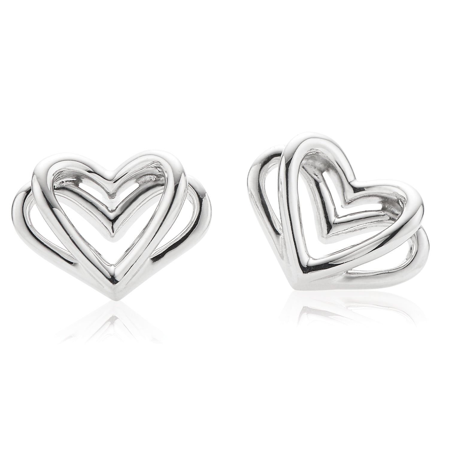 Vera Wang Love Sterling Silver Heart