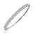 9ct White Gold Round Brilliant Cut with 1 CARAT tw of Diamonds