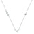 Sterling Silver 80cm Circle Necklace