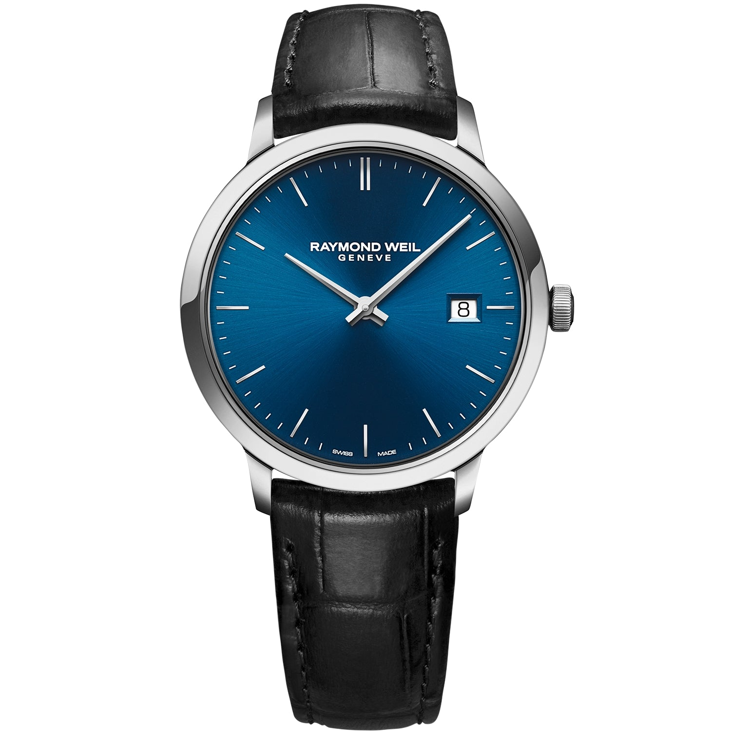 Toccata Men's Classic Blue Dial Quartz Watch 5485-STC-50001