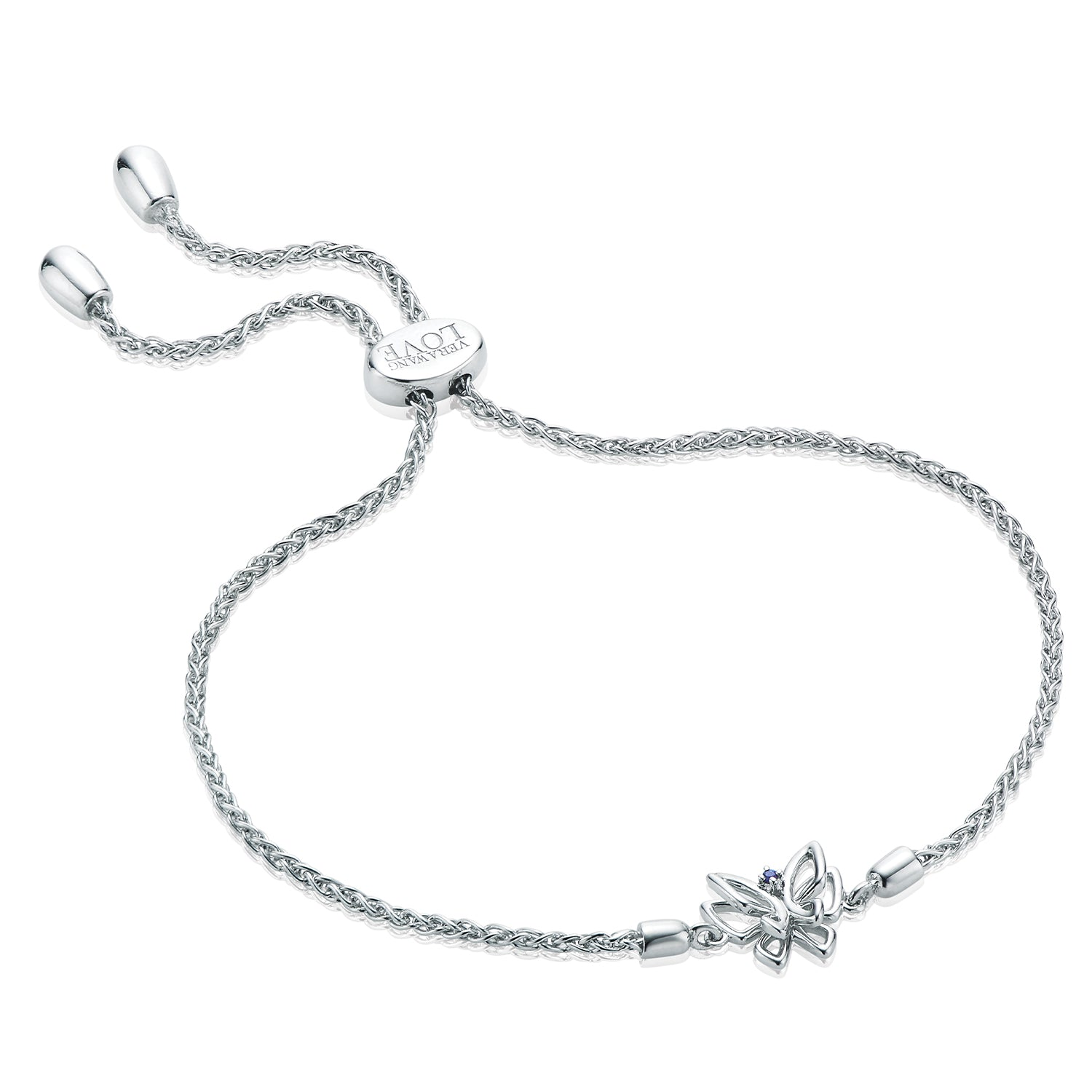Vera Wang Love Sterling Silver Butterfly
