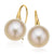 18ct Yellow Gold 10mm South Sea Pearl