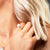 Sterling Silver    10mm South Sea Pearl