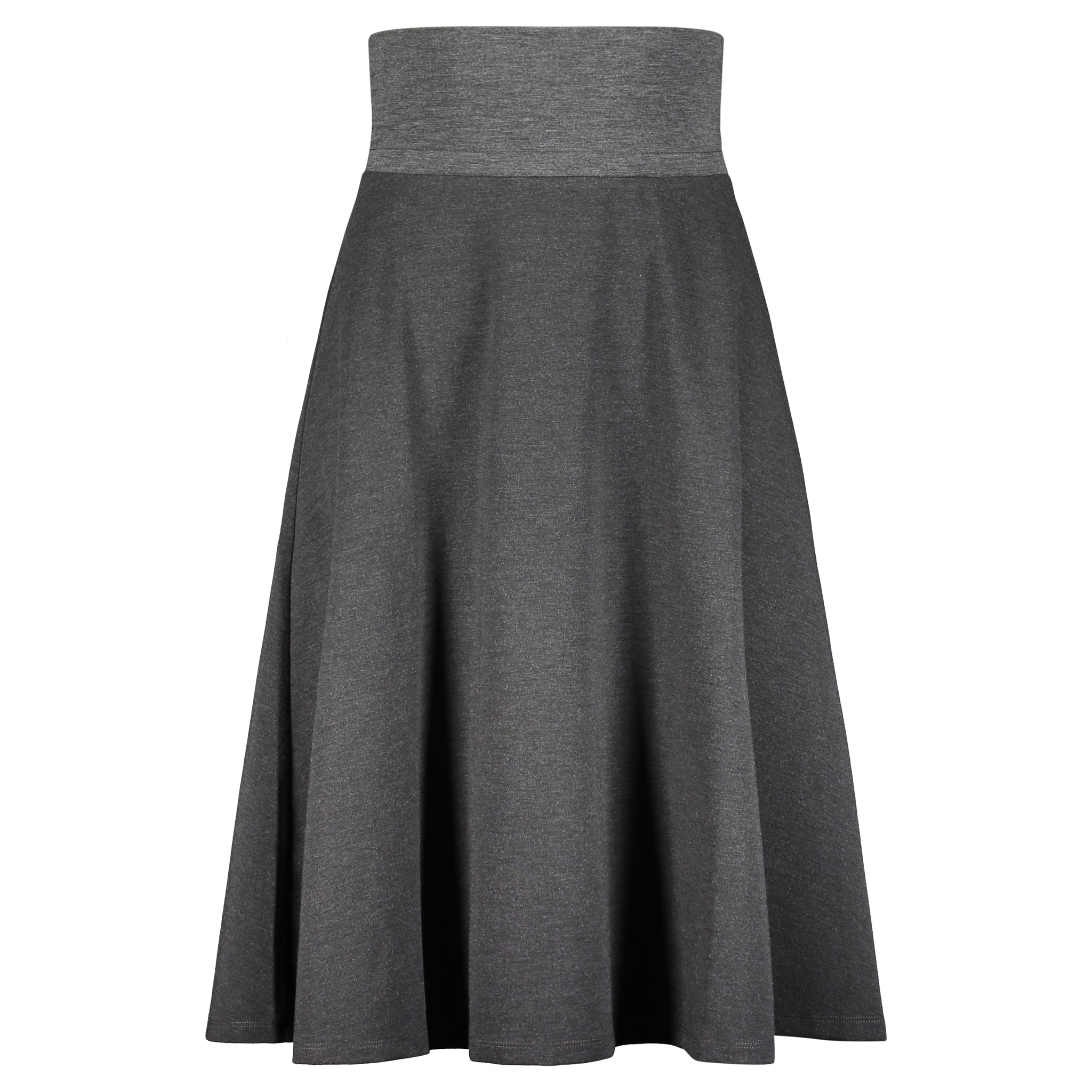 Grey Betty Skirt