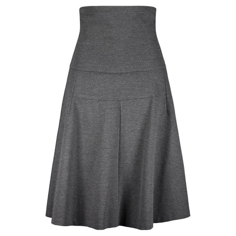 Skirt with Seams