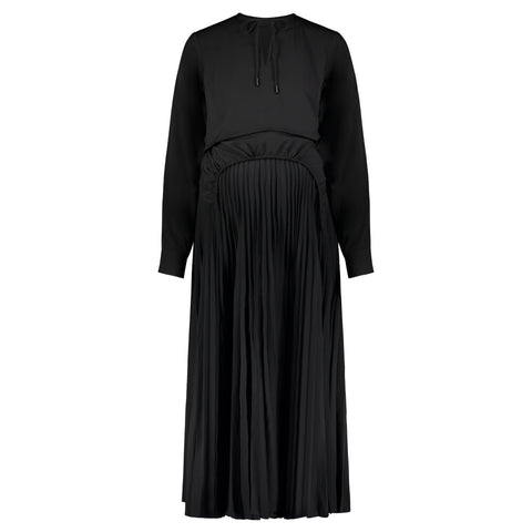 Mara Pleated Dress