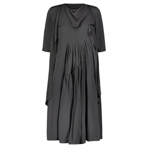 Chiffon Pleated Dress