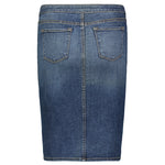 Load image into Gallery viewer, 72 Jean Skirt