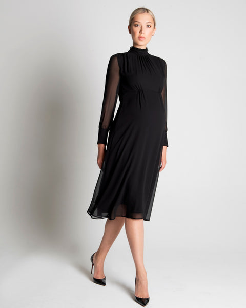 Penelope Black Dress
