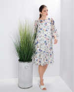 Load image into Gallery viewer, Bella Di Notte Dress Wildflower