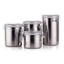 Load image into Gallery viewer, Stainless Steel Canister