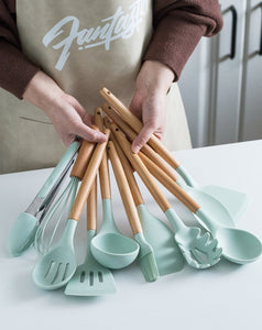 Stylish 12-Piece Utensil Set