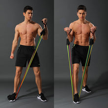 Load image into Gallery viewer, Home Workout Resistance Bands