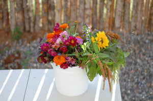 Bucket of Blooms