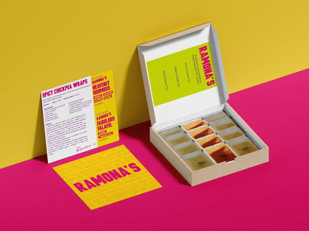NEW - Ramona's Incredible Ingredients Box (12 Pack)