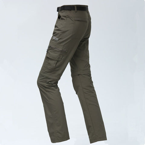 Womens outdoor tactical quick-drying pants