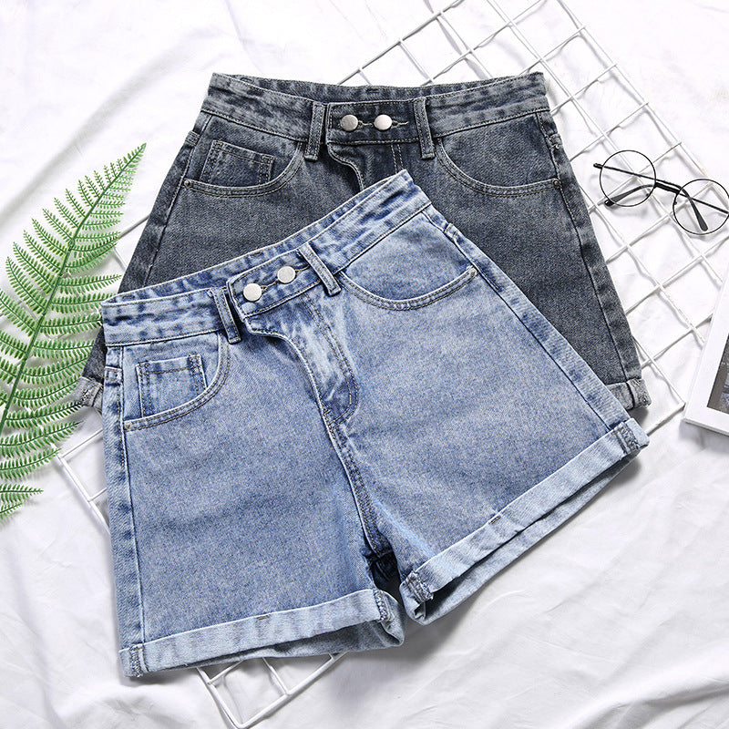 Fashion Casual Denim Shorts