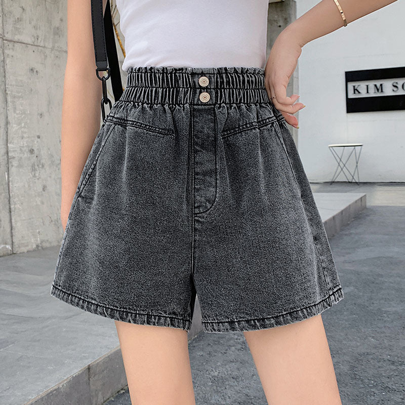 Summer new style casual pants Denim shorts