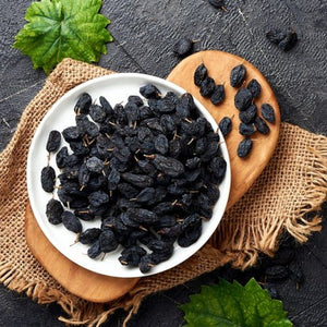 Black Dried Raisins (Black Kishmish)
