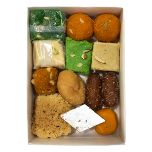 Mix Desi Sweets 500g