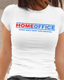 HOMEOFFICE #1.1F  - Damenshirt