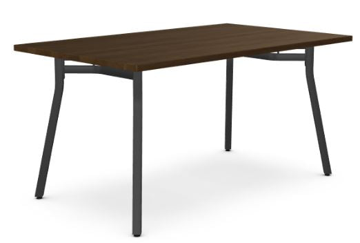 Table en frêne massif 36'' x 60''