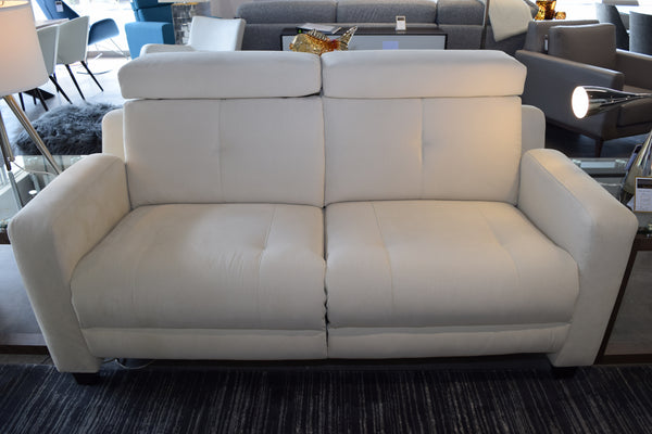 Sofa condo VB Cream Reclining Electric