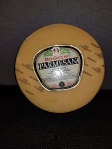 Cheese, Parmesan Wheel (Approximately 24lbs)