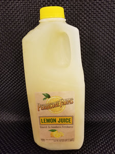 Juice, Lemon 64oz